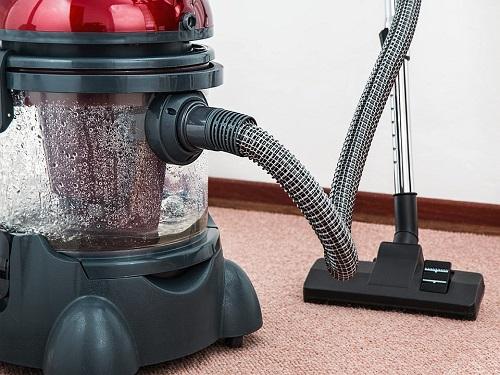 Huishouden stofzuiger